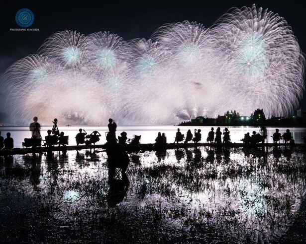 コロナ禍においても、「日本の夏を盛り上げたい!」という思いで、「Fantastic Hanabi #キリストン花火ショー」を開催