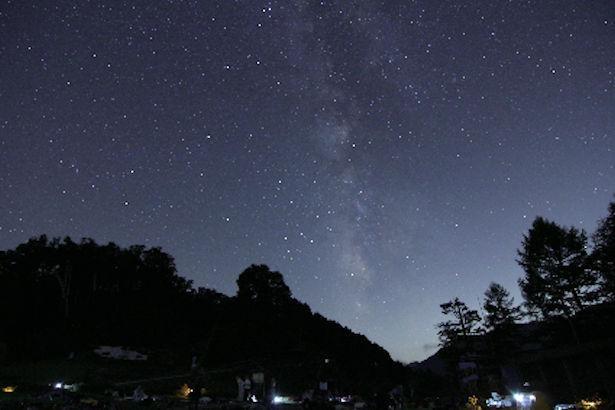 【写真】事前にチケットを購入して、満点の星空を見に行こう / 富士見台高原ロープウェイ ヘブンスそのはら