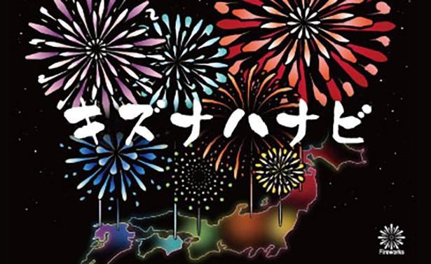 7月24日~8月1日にかけて、無観客花火イベントを開催中