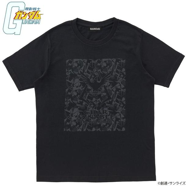 シャアマーク迷彩柄 Tシャツ(税込3850円)