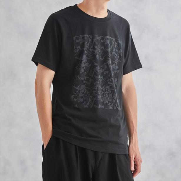 【写真】「普段使いできるキャラTだと…?やるなバンダイ!」シャアマーク迷彩柄 Tシャツなど7種をラインナップ