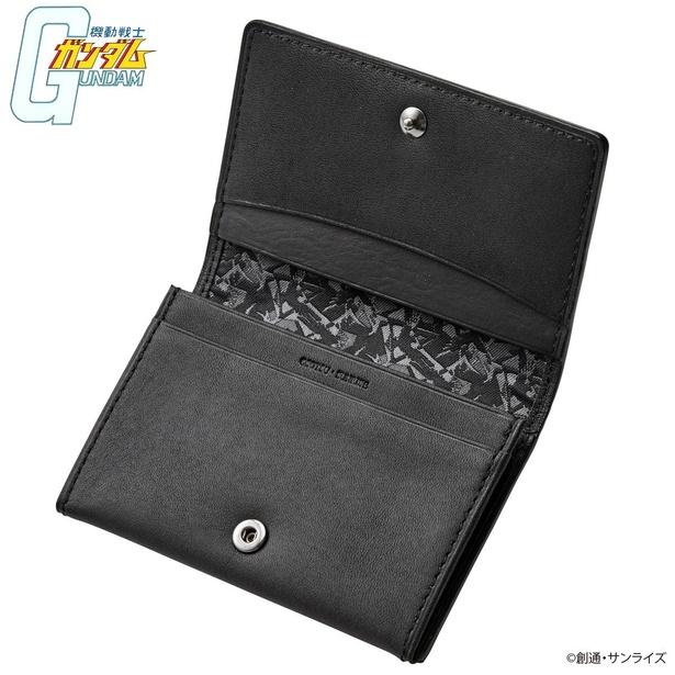 シャアマーク迷彩柄名刺ケース(税込8800円)