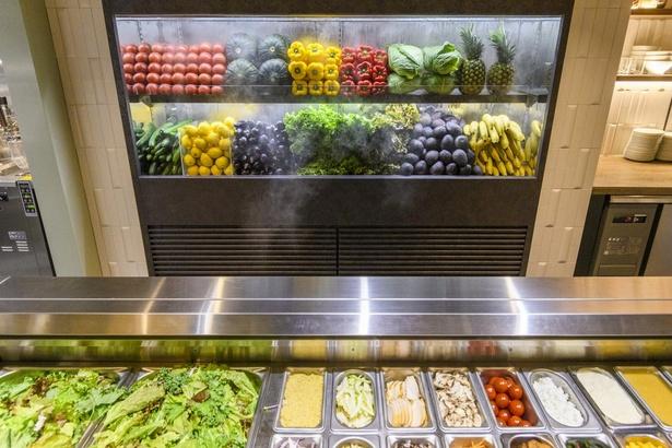 新鮮な野菜がたっぷり食べられるので、野菜が不足しがちな現代人の心強い味方