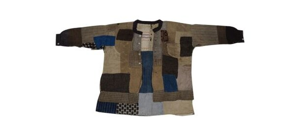 2/28(日)まで「布を愛した人たちのものがたり展」を開催。青森の農村などでつぎはぎされて使われてきた「BORO」などを展示