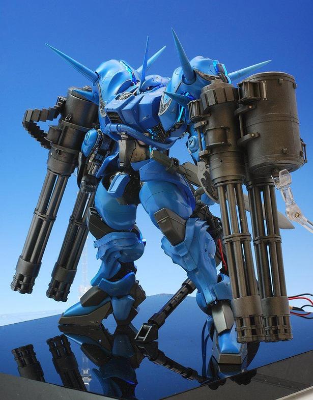 ガンプラ製作:Takuya