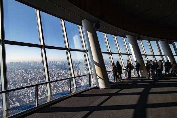 東京スカイツリーの展望台が半額に!期間限定キャンペーン実施