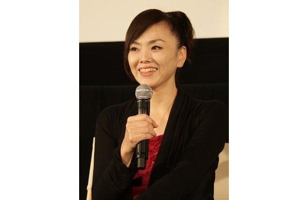 開けっ広げなキャラが魅力の松田美由紀