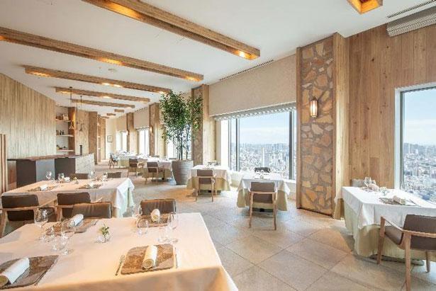 【写真】ホテル内の直営レストランでは20%の優待割引も!