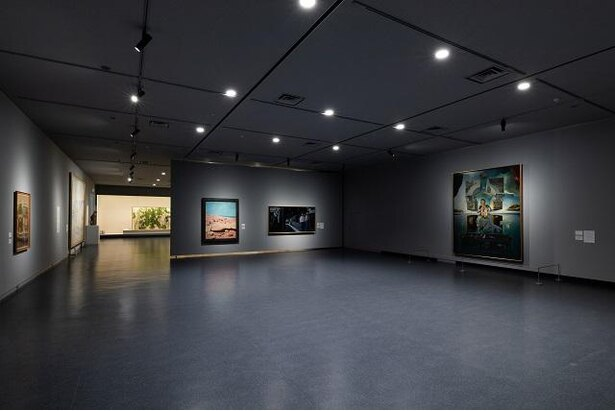 2階 コレクション展示室 近現代美術A室