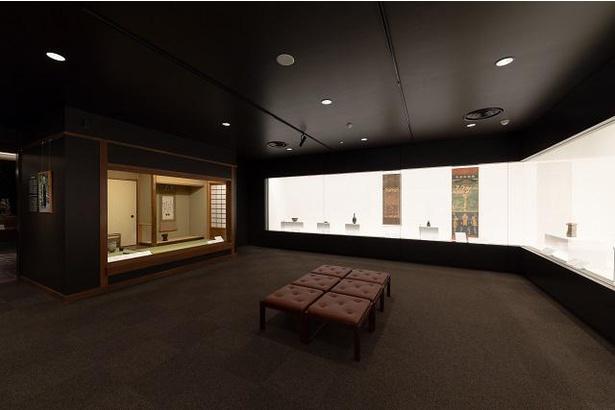 1階 松永記念館室