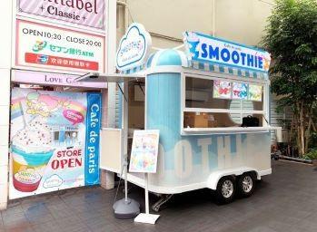 韓国ナンバーワンカフェ「カフェ ド パリ」発のスムージー専門店が原宿にオープン