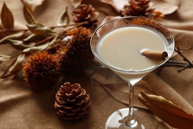 栗を使用したマロン・クレオパトラは秋から冬へと移り変わる季節に味わいたい1品