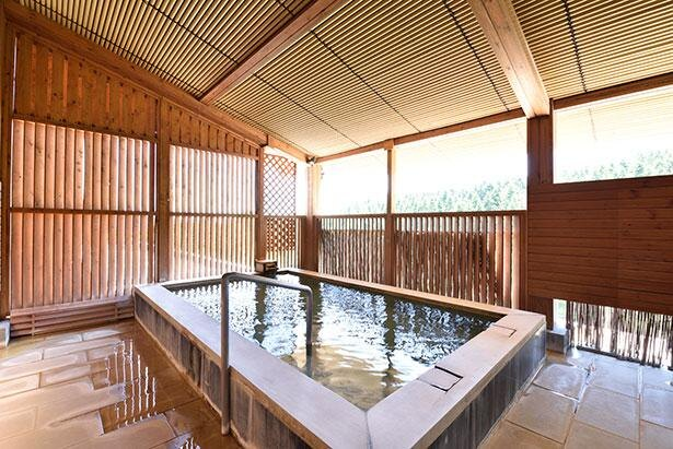 「ホテルニセコアルペン」の温泉で心身ともにリラックス