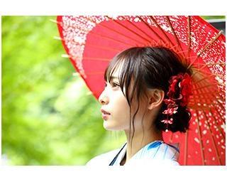 NMB48・梅山恋和が透明感たっぷりの浴衣姿を披露!「汗をかくのにハマってます」