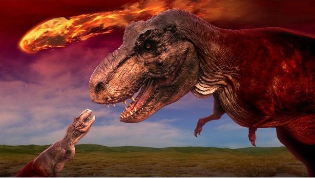 ウォークスルー&体感シアター型の「ジュラシックツアー ~絶滅の日に還れ~」(所要時間25分)