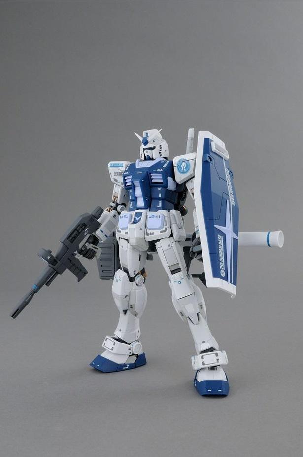 MG 1/100 ガンダムベース限定 RX-78-2 ガンダムVer.3.0 [ガンダムベースカラー](税込4950円)