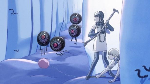 野ノ子(清水)と、その後輩・ベル(岡本信彦)が、自らの運命と向き合っていく