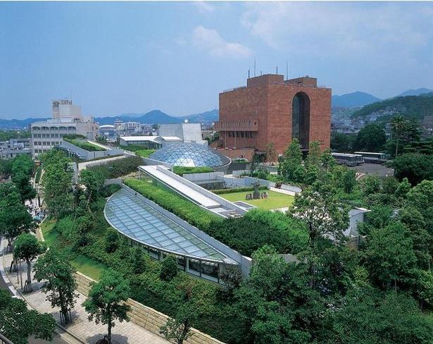 長崎原爆資料館の外観