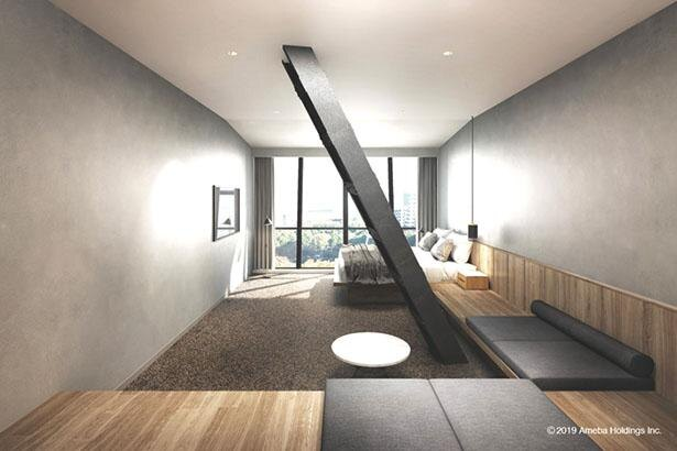 歴史ある意匠を生かした新ホテルが誕生 / THE TOWER HOTELNAGOYA
