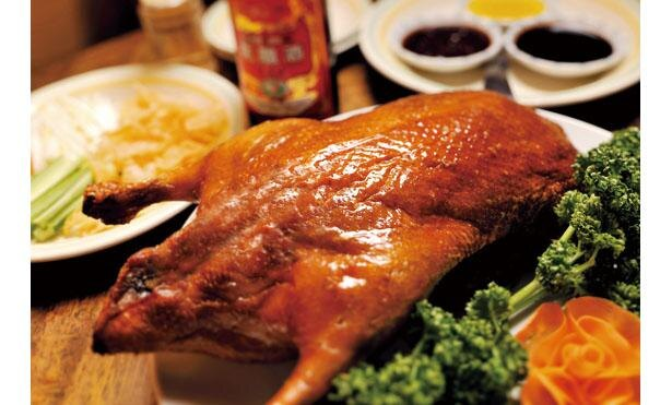 メニュー300種類という本格中華料理店 / 北京ダック専門店 中国茶房8