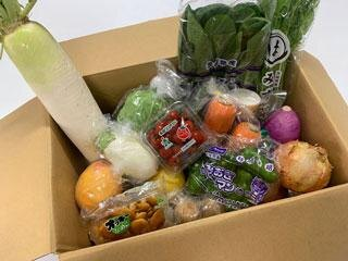 あみプレミアム・アウトレットで「新鮮野菜お楽しみBOX」を販売!ドライブスルーで持ち帰りもラクチン