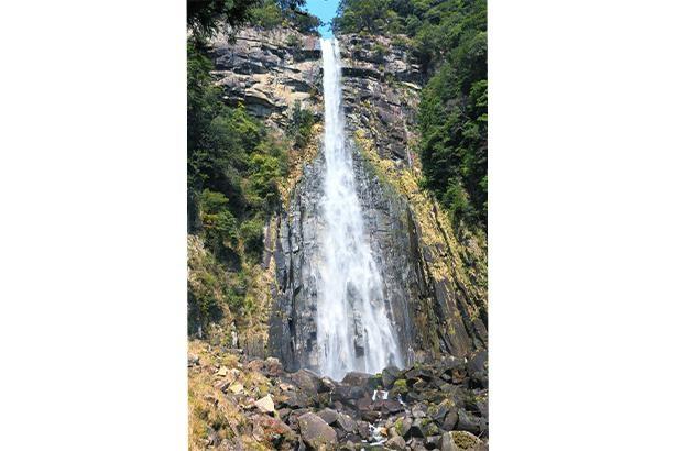 日本一の高さと水量が圧巻!/那智大滝