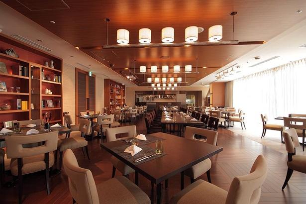 「将棋めしフェア」を開催している「ザ・ガーデン レストラン&バー」