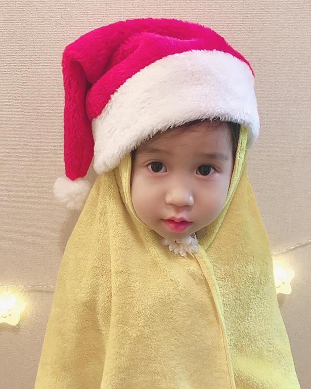 クリスマスバージョンのカオナシちゃん