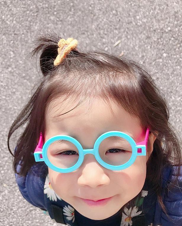 お気に入りのおもちゃのメガネ