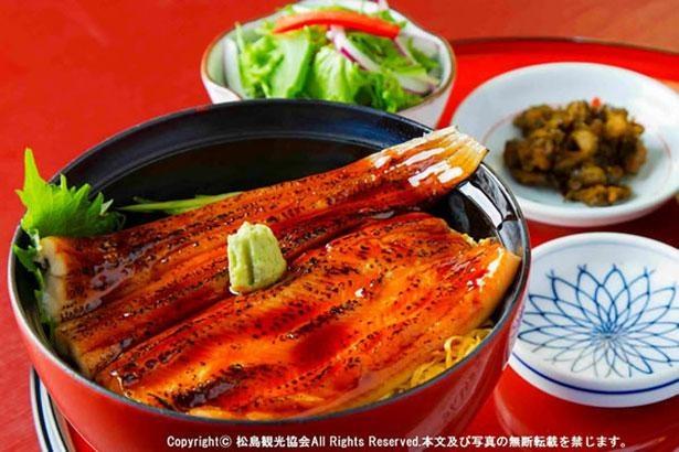 ふっくらとした身と甘辛いタレの組み合わせが絶妙の「穴子丼」※画像はイメージ