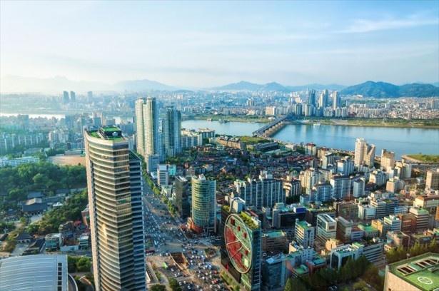 2月のおすすめは「ソウル」極寒のこの時期は平均宿泊料金がピーク時と比べ28%と安価だ。