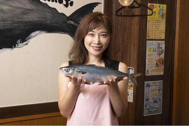 森朝奈さん:名古屋の老舗鮮魚店「寿商店」の長女・常務取締役。魚の卸売・小売・飲食店を手掛ける。2020年に開設したYouTubeチャンネル「魚屋の森さん」も好評配信中!