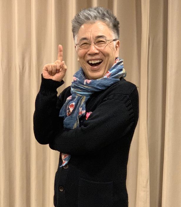 大阪発の公演について語った