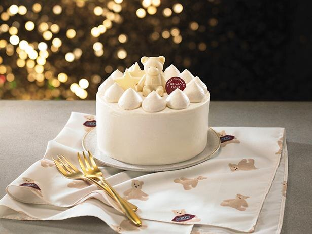 ルームウェアブランド「gelato pique」より初のクリスマスケーキが登場!