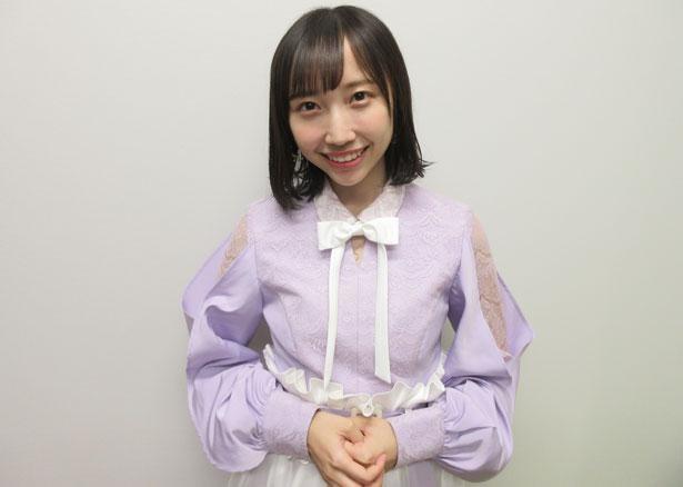 STU48の1期生・大阪府出身の「ふうちゃん」こと薮下楓
