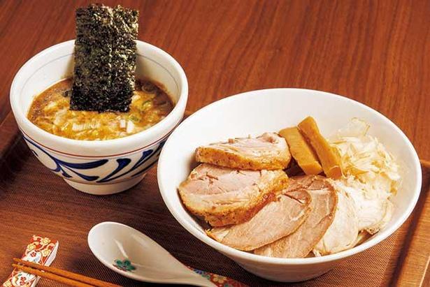 「匠の大山鶏」が主役 上品な旨味の中濃スープ
