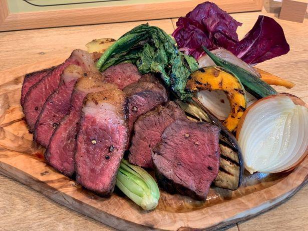 【写真】なかなかお目にかかれない尾崎牛が食べれる「有機野菜と石垣牛のお店 FROM FARM」など、東京初出店も8店