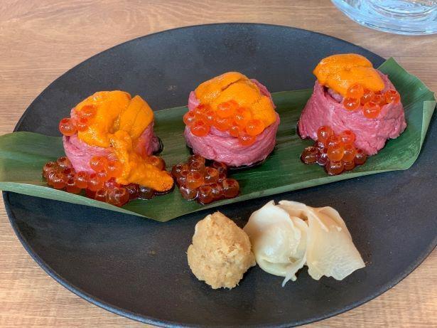 北海道の食材を使った料理や道産酒が楽しめる「魚介と野菜札幌さんど。」