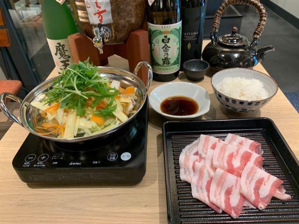 鹿児島の人気店「黒豚・地鶏ダイニング SATSUMA」