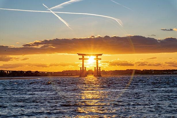 弁天島海浜公園(静岡県浜松市)
