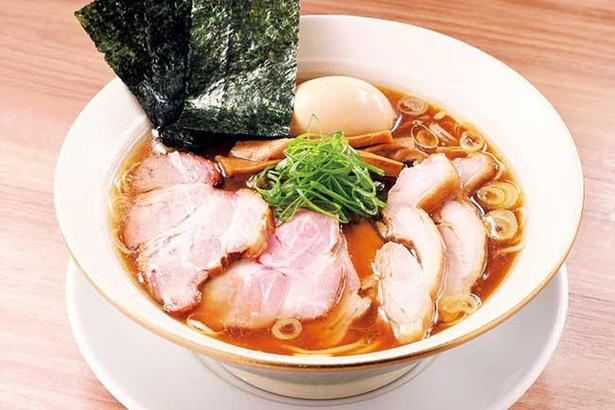 """スープも麺も大リニューアル。若き天才が生み出す""""王道""""中華そば"""
