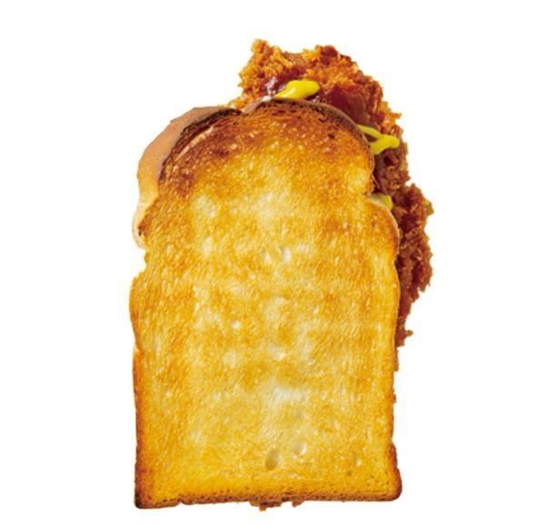 パンの高さは12cm!