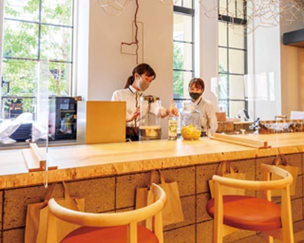 発酵をおしゃれに楽しめる、西利が手がけるカフェ&バー/AMACO CAFE