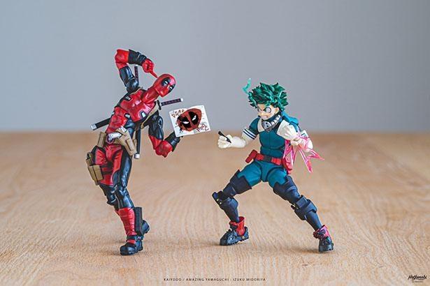 「世界のヒーローに興味津々な、日本のヒーロー Part2」(4/4)