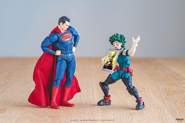 「世界のヒーローに興味津々な、日本のヒーロー Part2」(2/4)