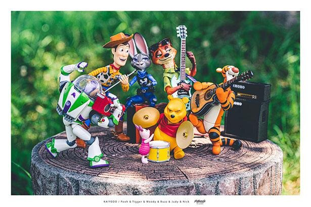 「森の小さな音楽隊」