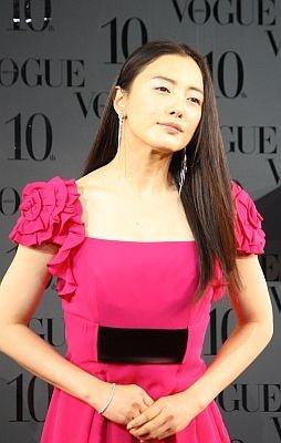 仲間由紀恵さん