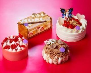 クリスマスケーキ予約のシーズン到来、「ホテル インターコンチネンタル 東京ベイ」のクリスマスケーキ&スイーツをチェック