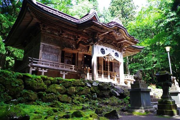 パワースポットとしても人気の十和田神社