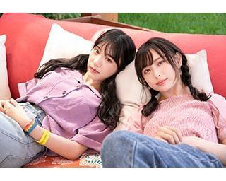 NMB48・梅山恋和と横野すみれがBBQで本音ポロリ。「ついていこうと思いました」